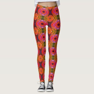 Official Quaraun the Insane Thullid Print Leggings