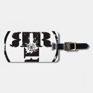 Official Rachel Rene Merchandise Bag Tag