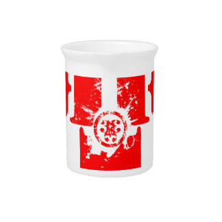 Official Rachel Rene Merchandise Beverage Pitchers