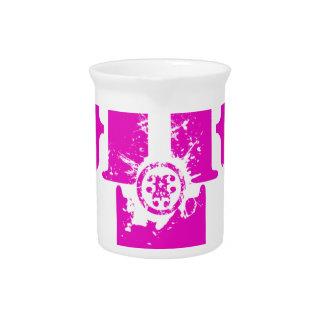 Official Rachel Rene Merchandise Drink Pitchers