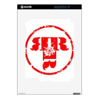 Official Rachel Rene Merchandise iPad 2 Skin