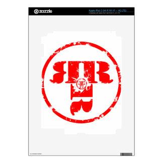Official Rachel Rene Merchandise iPad 3 Skin