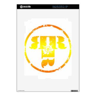 Official Rachel Rene Merchandise Skins For iPad 2