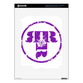 Official Rachel Rene Merchandise Skins For iPad 3