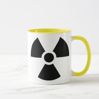 Official Radioactive Waste Container Mug
