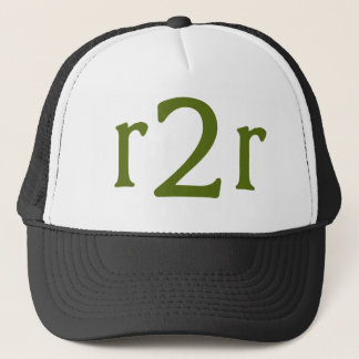 Official Rainforest2Reef Hat