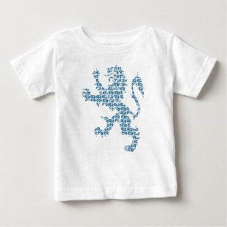 Official Raja Bell Lion in Team Blue Shirt