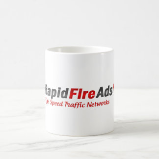 Official Rapid Fire Ads Coffee Mug