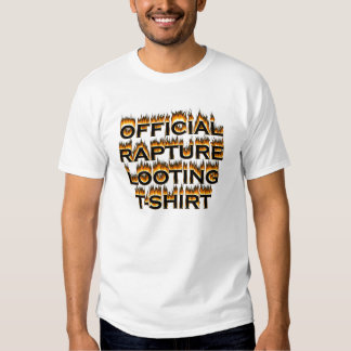Official Rapture Looting T-Shirt