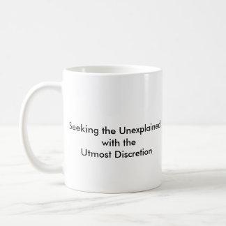 Official Ravencrest Paranormal Mug