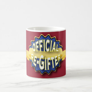 Official Re-Gifter Mugs