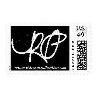Official Rebecca Pauline Films RIP Stamp Sheet