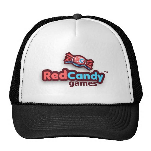 Official RedCandy Games Swag Trucker Hat