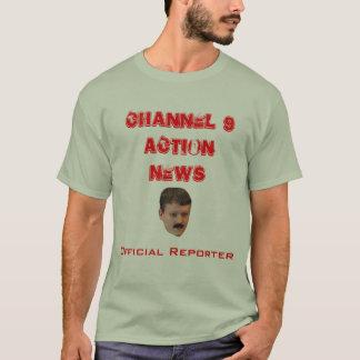 Official Reporter T-Shirt