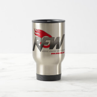 Official RFW Stainless Steel Travel Mug