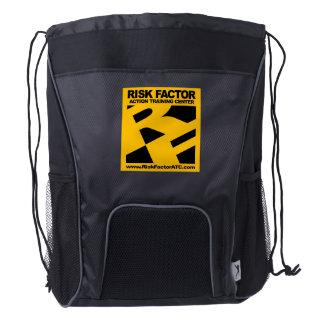 Official RISK FACTOR gear bag