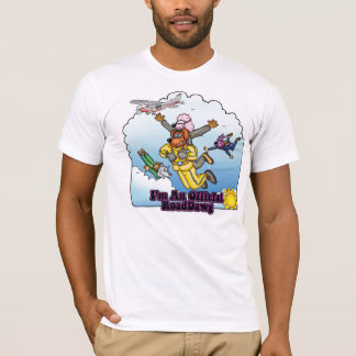 Official Roaddawgz Men's Apparel Skydive T-Shirt! T-Shirt