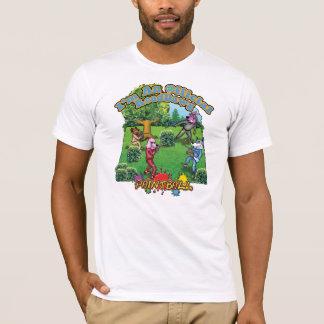 Official Roaddawgz Men's Paintball Logo T-Shirt! T-Shirt