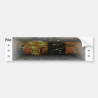 Official  Rob Mazurek Pre-Album Release Bumper STR Car Bumper Sticker