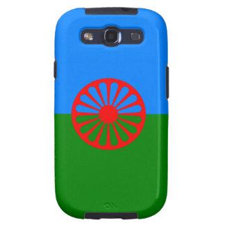 Official Romany Gypsy flag Samsung Galaxy SIII Cases