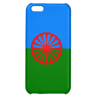 Official Romany gypsy flag Case For iPhone 5C