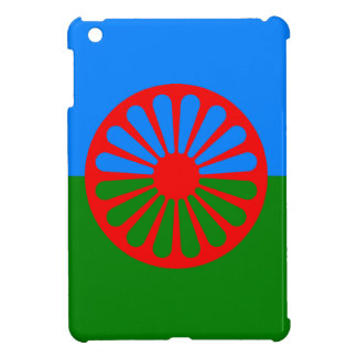 Official Romany gypsy flag Case For The iPad Mini