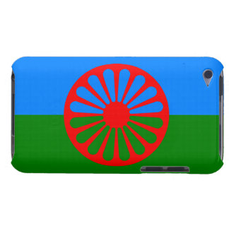 Official Romany gypsy flag Case-Mate iPod Touch Case