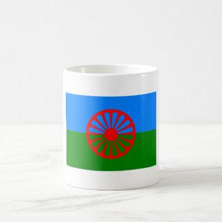 Official Romany gypsy flag Coffee Mug
