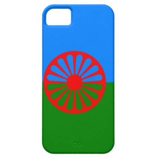 Official Romany Gypsy flag Galaxy Nexus Cover