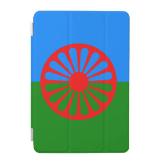 Official Romany gypsy flag iPad Mini Cover