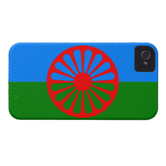 Official Romany gypsy flag iPhone 4 Case