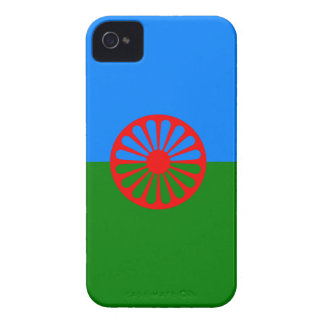 Official Romany gypsy flag iPhone 4 Case-Mate Case