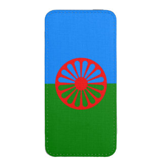 Official Romany gypsy flag iPhone 5 Pouch