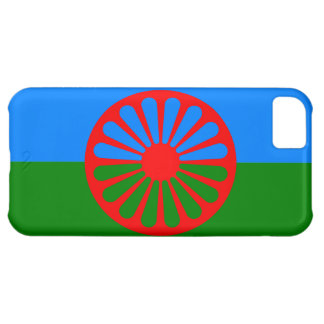 Official Romany gypsy flag iPhone 5C Case
