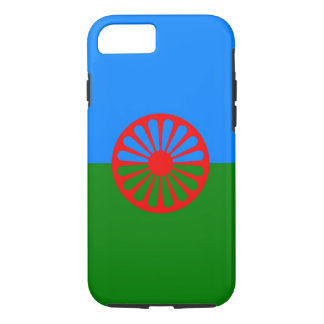 Official Romany Gypsy flag iPhone 7 Case
