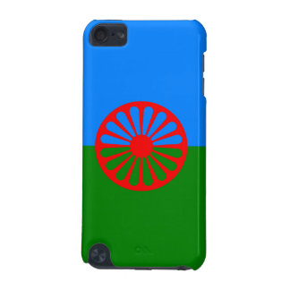 Official Romany gypsy flag iPod Touch (5th Generation) Case