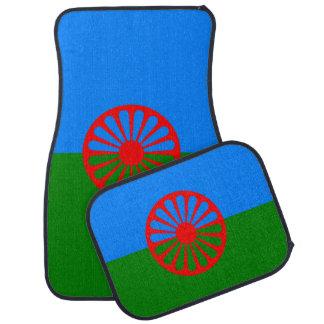 Official Romany gypsy flag Car Mat
