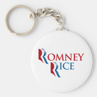 OFFICIAL ROMNEY RICE png Key Chains