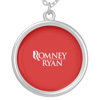 OFFICIAL ROMNEY RYAN LOGO -.png Personalized Necklace