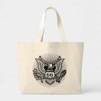 Official Rt. 66 Large Tote Bag