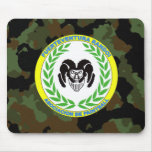 Official rug Association Randoi - Camo10 - M1 Mousepad