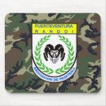 Official rug Association Randoi - Camo1- M2 Mouse Pads