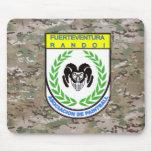 Official rug Association Randoi - Camo3- M2 Mouse Pad