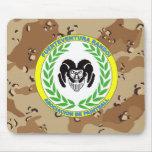 Official rug Association Randoi - Camo4- M1 Mouse Pads