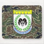 Official rug Association Randoi - Camo5- M2 Mousepads