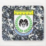 Official rug Association Randoi - Camo6- M2 Mouse Pads