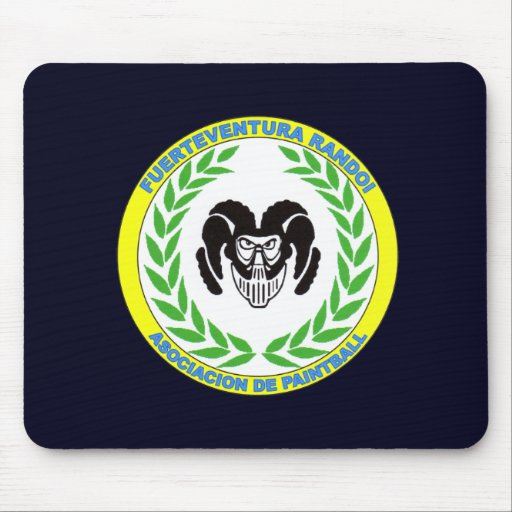 Official rug Randoi Association - blue - M1 Mousepad