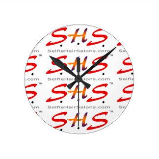 Official S.H.S. Salon Wall Clock