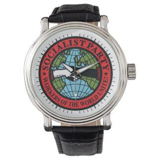 Official S.P.U.S.A. Logo custom watch