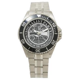 Official S.P.U.S.A. Logo Wrist Watch